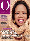 O, The Oprah Magazine Cover Image